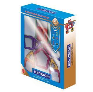 Констр-р магнитный Магникон Робот 41 дет.