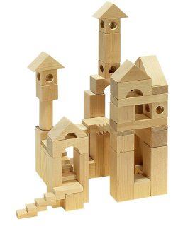 Строительный набор Сказочные замки, 104 дет.