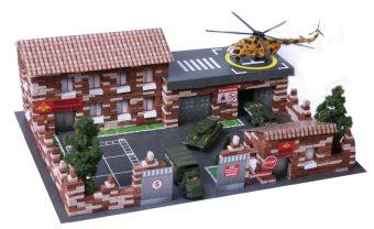 Констр-р Архитектурное моделирование Военная база 1460 дет.