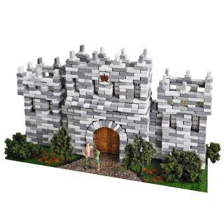 Констр-р Архитектурное моделирование Графский замок 980 дет.