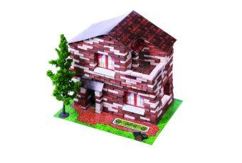 Констр-р Архитектурное моделирование Дачный дом 650 дет.