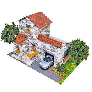 Констр-р Архитектурное моделирование Дом с гаражом 500 дет.