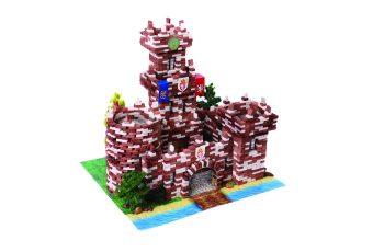 Констр-р Архитектурное моделирование Замок 1860 дет.