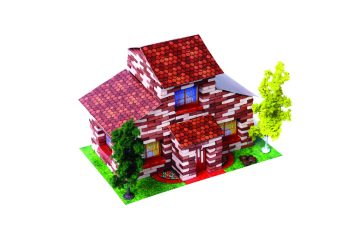 Констр-р Архитектурное моделирование Коттедж 690 дет.
