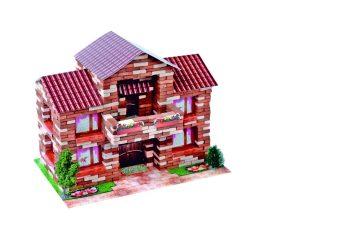 Констр-р Архитектурное моделирование Особняк 855 дет.