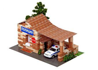 Констр-р Архитектурное моделирование Полиция 270 дет.