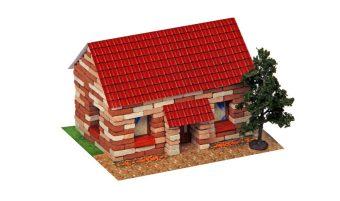 Констр-р Архитектурное моделирование Сельский домик 310 дет.