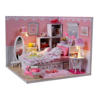 Конст-р интерьерный Комната маленькой принцессы, 107 эл, подсветка