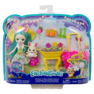 Игровой набор Enchantimals Бри Кроля в саду