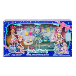 Игровой набор Enchantimals День рождения