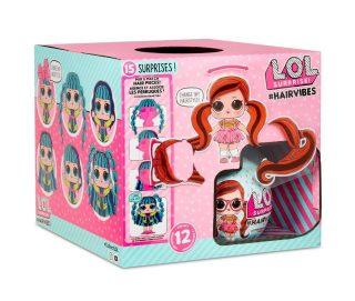 Игрушка LOL Кукла с прядями для причесок, в ассорт.