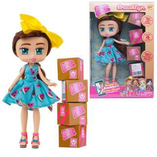 Кукла Boxy Girls Brooklyn 20 см. с аксессуарами