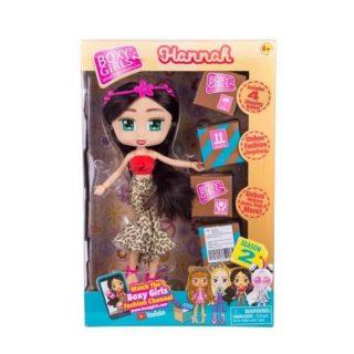 Кукла Boxy Girls Hannah 20 см. с аксессуарами