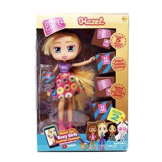 Кукла Boxy Girls Hazel 20 см. с аксессуарами
