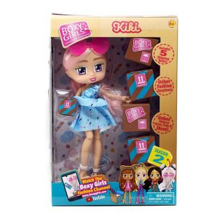 Кукла Boxy Girls Kiki 20 см. с аксессуарами