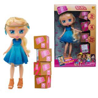 Кукла Boxy Girls Willa 20 см. с аксессуарами