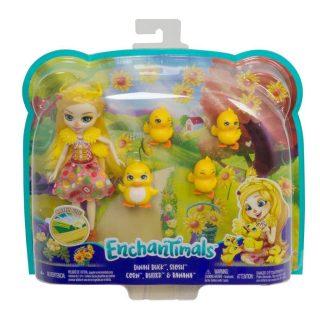 Кукла Enchantimals со зверушками в ассорт.