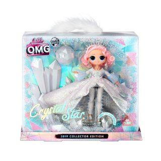 Кукла LOL, в светящемся платье