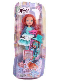 Кукла Winx Club Гламурные подружки, Блум