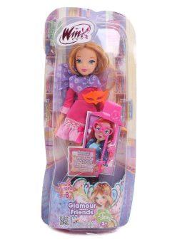 Кукла Winx Club Гламурные подружки, Флора