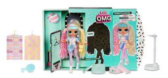 Кукла ЛОЛ OMG 23см, 2 волна, в ассорт.