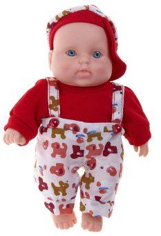 Кукла Карапуз 8 мальч. Весна,нов упак, 20 см.