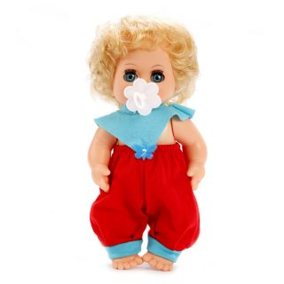 Кукла Юлька 3  Весна,нов упак, 21 см.