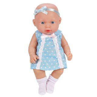 Кукла МейМей 26 см, озвуч., с бантиком, в ассорт., эл.пит.CR2032*1шт. в компл. вх.