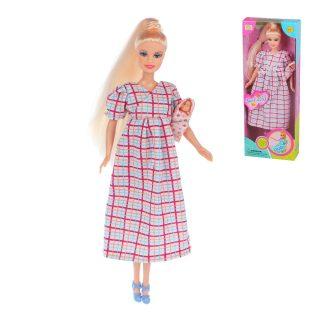 """Кукла Defa Lucy. Игровой набор Defa Luсy """"Маленькая мама"""" 3 куклы в комплекте"""