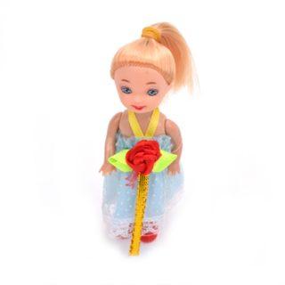 Кукла 7,5см, пакет, в ассортименте