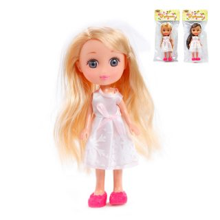Кукла Катенька-невеста, пакет. 16,5 см.