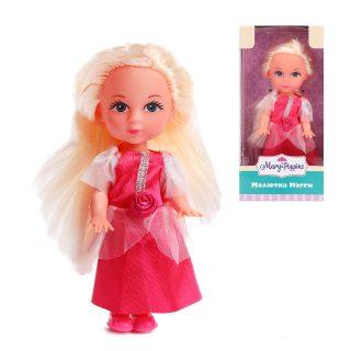 Кукла Мегги принцесса 9см.  асс-те
