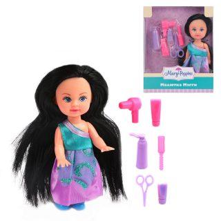 Кукла Мегги стилист 9см.