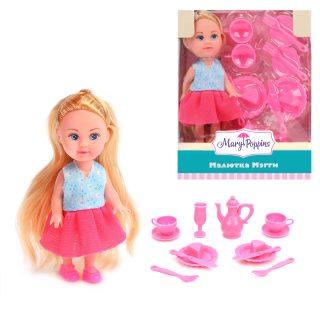 Кукла Мегги хозяюшка 9см.