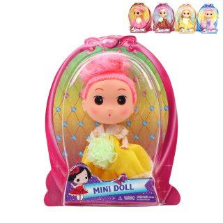 Куколка Мини 7,5 см, в ассорт., блистер