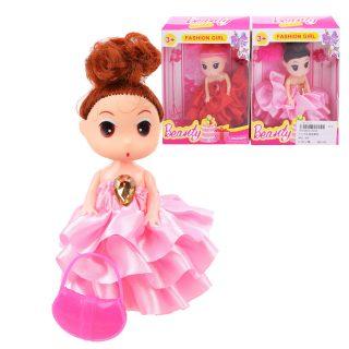 Куколка Модница 8,9 см, 1 аксесс., в ассорт., кор.