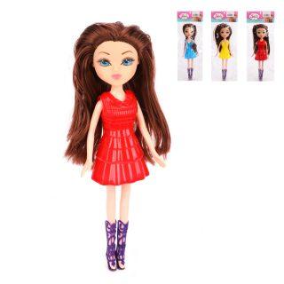 Кукла 23 см, в ассорт., пакет.
