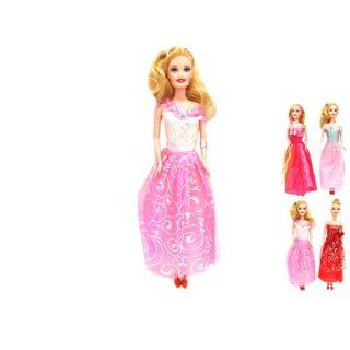 Кукла 26 см в бальном платье, в ассорт.