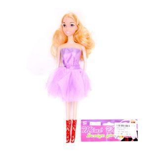 Кукла 28 см, пакет