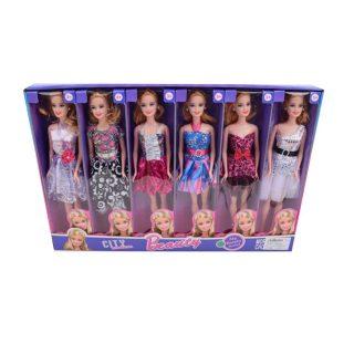 Кукла 29 см Городская мода, в ассорт., кор.