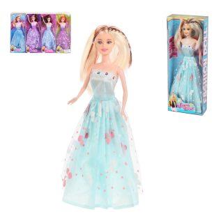 Кукла 29см в бальном платье, в ассорт., кор.