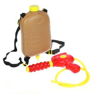 Набор бластер водяной-рюкзак