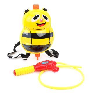 Набор бластер водяной-рюкзак Пчелка