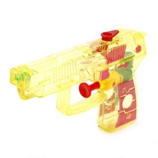 Пистолет водяной 11,5 см, в ассорт.