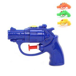 Пистолет водяной 7 см, в ассорт.