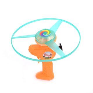 Игрушка с запуском, диск со светом, эл.пит.AG13*2шт. вх.в комплект