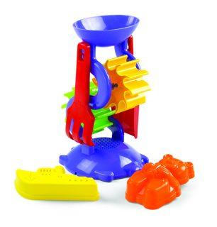 Игрушка для песка Мельница большая в ассортименте