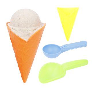 Набор песочный Мороженое, 4 пр.