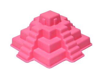 Формочка Пирамида Майя