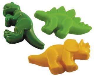 Формочки Динозаврики